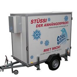 Kühlkoffer Anhänger