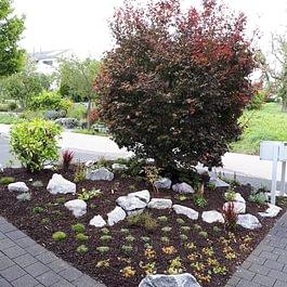 Martin Bolzli Gartengestaltung
