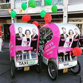 TaxiBike SA