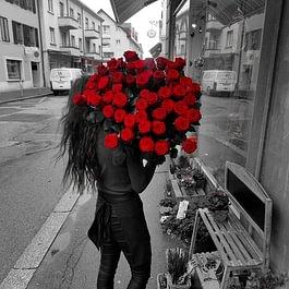 Bouquet d'amoureux