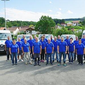 Klimaservice Süess Team