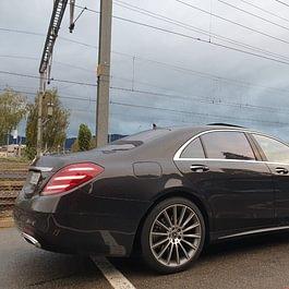 Mercedes-Benz S350 VIP Sedan