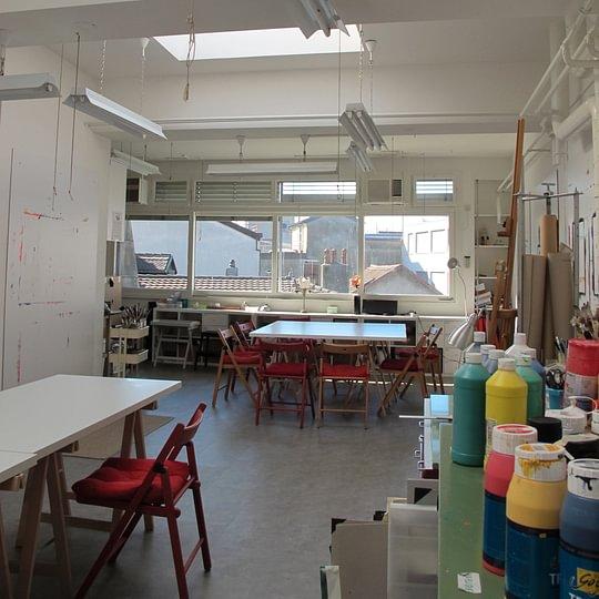 Salle Art et créativité