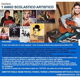 PopMusicSchool di Paolo Meneguzzi