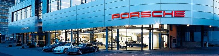 Porsche Zentrum Basel