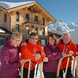 Sportgeschäft / Vermietung von Ski & Snowboard Carvin Mürren