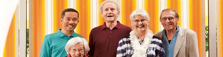 Alters- und Pflegeheim Marienhaus