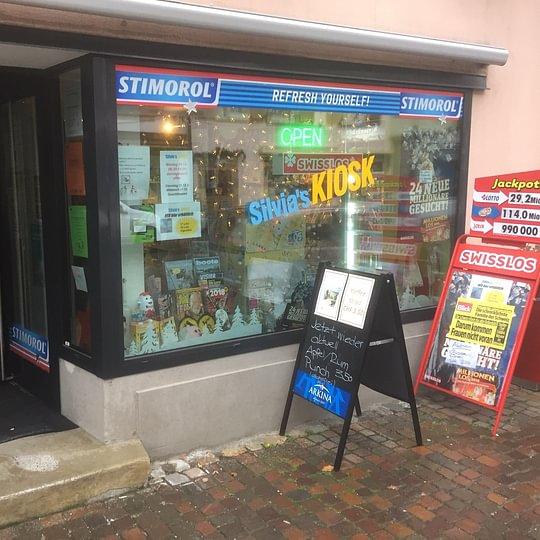 Silvia 's Kiosk