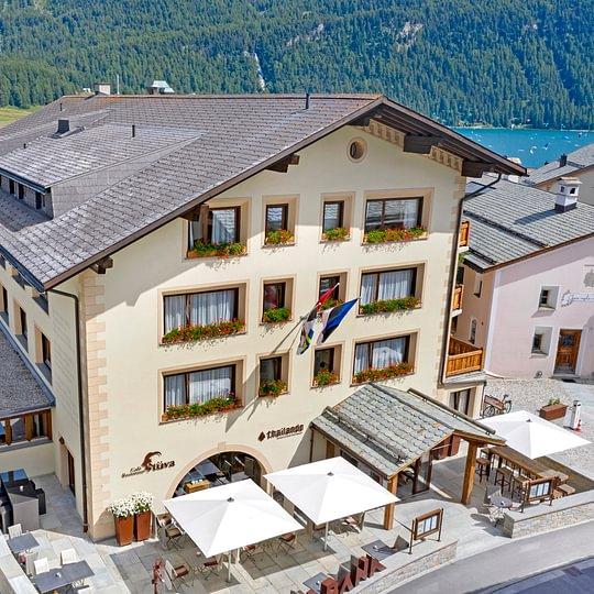Albana Hotel & Arsa Lodge