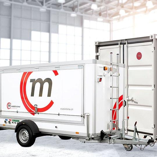 Mobile Heizzentralen
