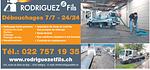 Débouchages 7/7 - 24/24