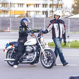Motorradfahrschule DRIVESWISS