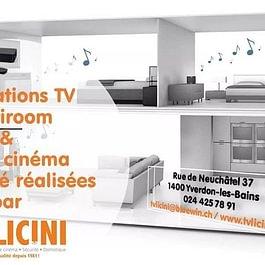 Installation TV, Home-cinéma et multiroom
