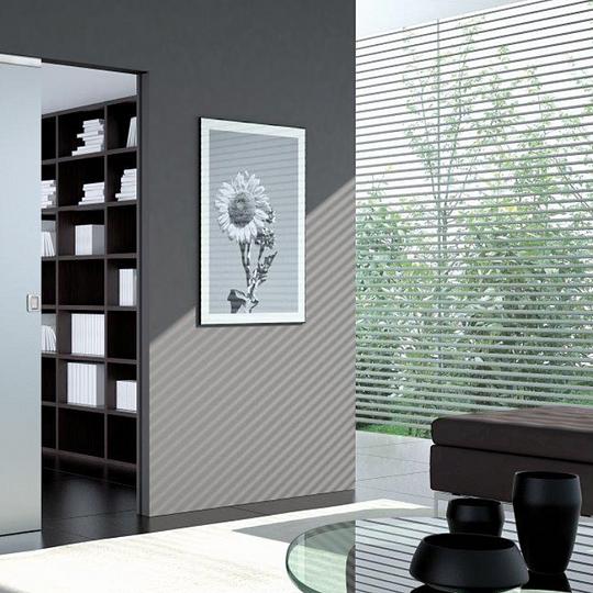 Linear System GmbH, Schiebetüre ECLISSE SYNTESIS mit Glas