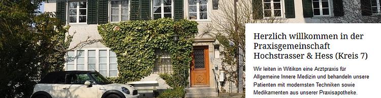 Dr. med. Praxisgemeinschaft Hochstrasser & Hess