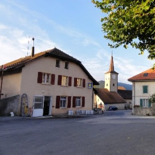 Fromagerie d'Orbe