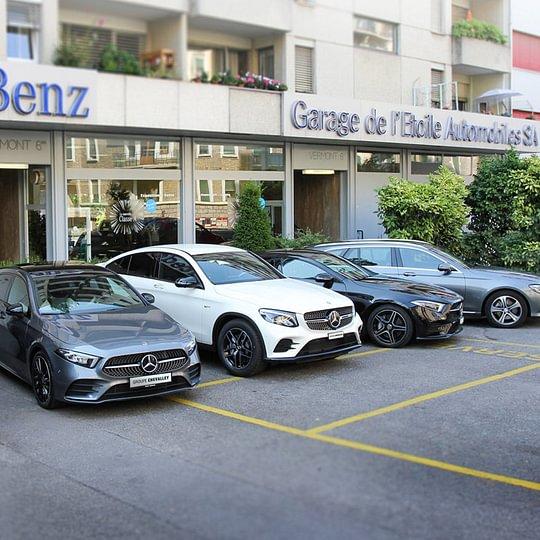 Garage Etoile Genève SA Groupe Chevalley Mercedes-Benz