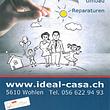 Idealcasa Bauspenglerei GmbH / Ihr Partner