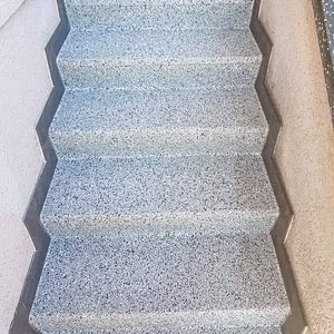 Escalier en décochips