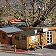 Gartenhäuser, Pavillons und Terrassenüberdachungen in unserer Ausstellung