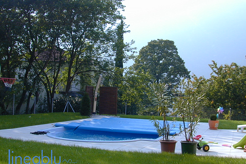 Copertura piscina, manuale