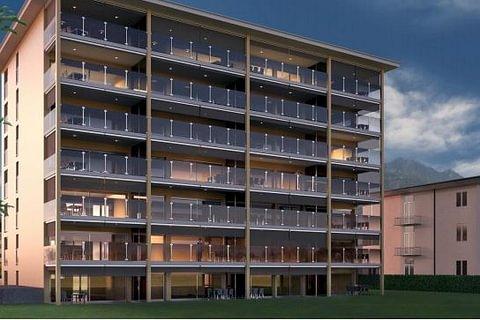 LOCARNO - vendesi nuovi appartamenti di 2.5 locali