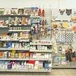 Cosmétiques, livres, produits divers