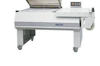 Mise sous film thermo-rétractable - Emballage - DMS 870