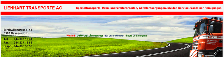 Lienhart Transporte AG