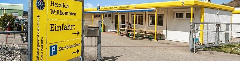 TCS Fahrzentrum Frick