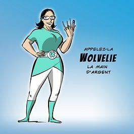 Wolvelie, la super assistante du Dr K