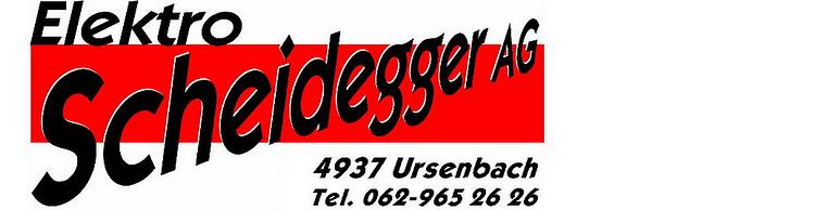 Elektro Scheidegger AG