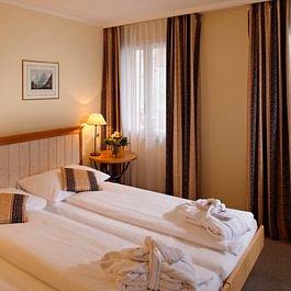 Doppelzimmer Standard Hotel Spinne Grindelwald
