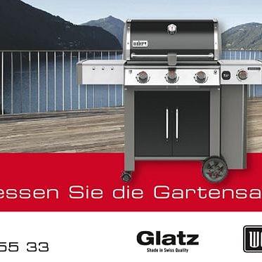 Conrad AG, Weinfelden - Grill und Sonnenschirme