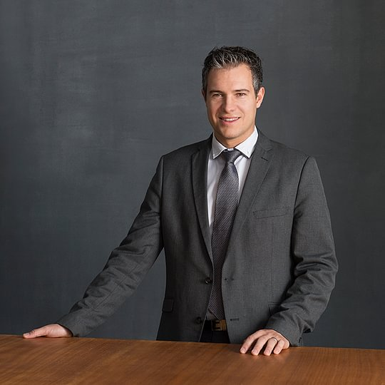 Julien Schlaeppi ACTA Notaires Associés Montreux