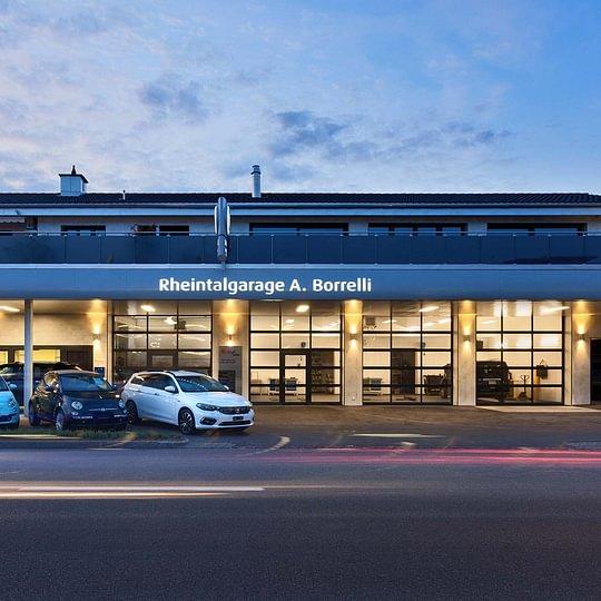 Rheintalgarage A. Borrelli GmbH, Lüchingen/Altstätten SG - Garage