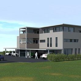 Immeuble résidentiel à Rossemaison - Ext. 1
