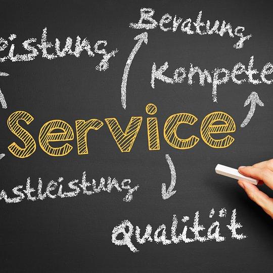 Allround Service, Beratung, Informationen, Abklärungen für den täglichen Bedarf