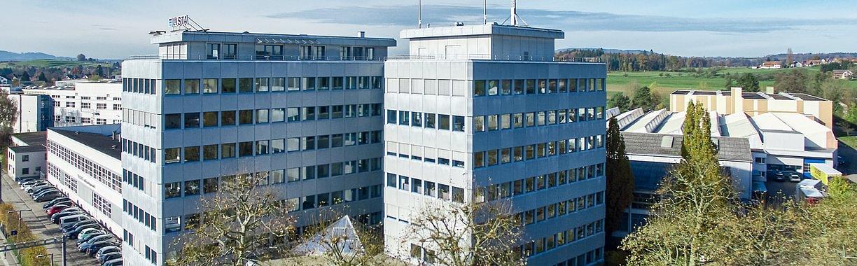 Lista AG Erlen, Hauptsitz