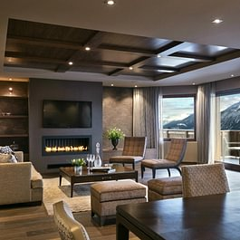 Suite Apartment - Living Room