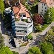 Feusi Bildungszentrum Standort Solothurn, Luftaufnahme