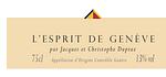 L'Esprit de Genève