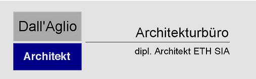 Architekturbüro Dall'Aglio