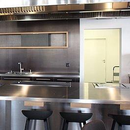 Ob gross oder klein, ob Arbeits- oder Wohnküche lässt keine Wünsche offen.