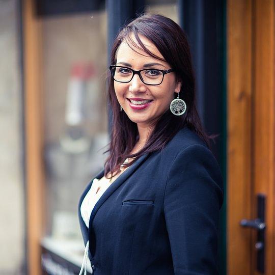 Diana Cruz, créatrice et Directrice