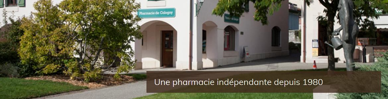 Pharmacie de Cologny SA