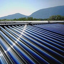 Capteur solaire thermique à tube haute performance