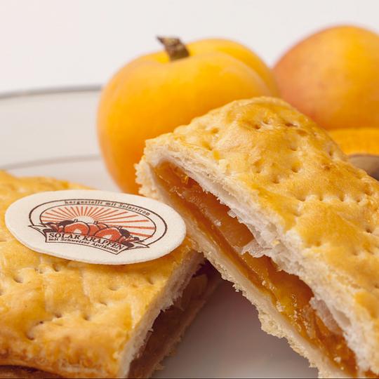 Aprikosenweggen