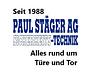 Paul Stäger AG, Sicherheits-Technik