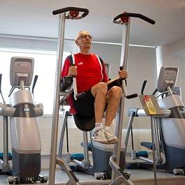 Fitness Center Widnau - Bauch-Training Fitness Nöllen Widnau